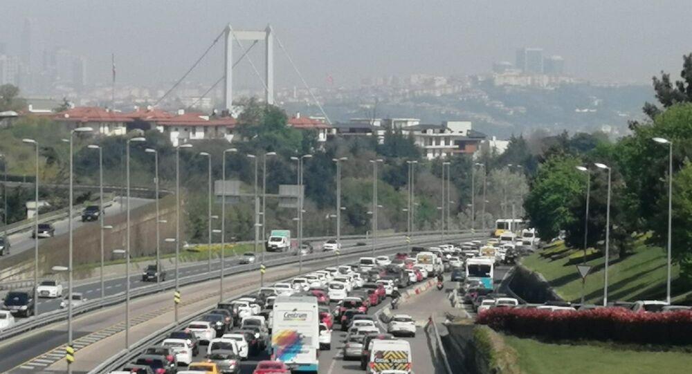 İstanbul - trafik
