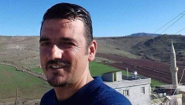 Kilis'te 15 yaşındaki E.Ö.'ye cinsel istismarda bulunan ve çocuğu hamile bırakan Mehmet Arzık - Sputnik Türkiye