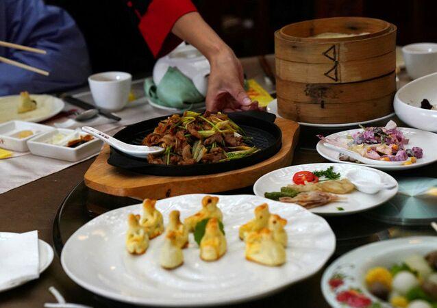 Çin - yemek