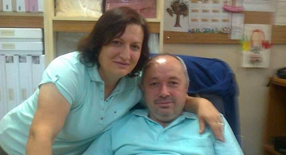 Ordu'da, koronavirüs tedavisi gören Fatma (50) ve Murat Aşık (53) çifti, 5 gün arayla hayatlarını kaybetti.