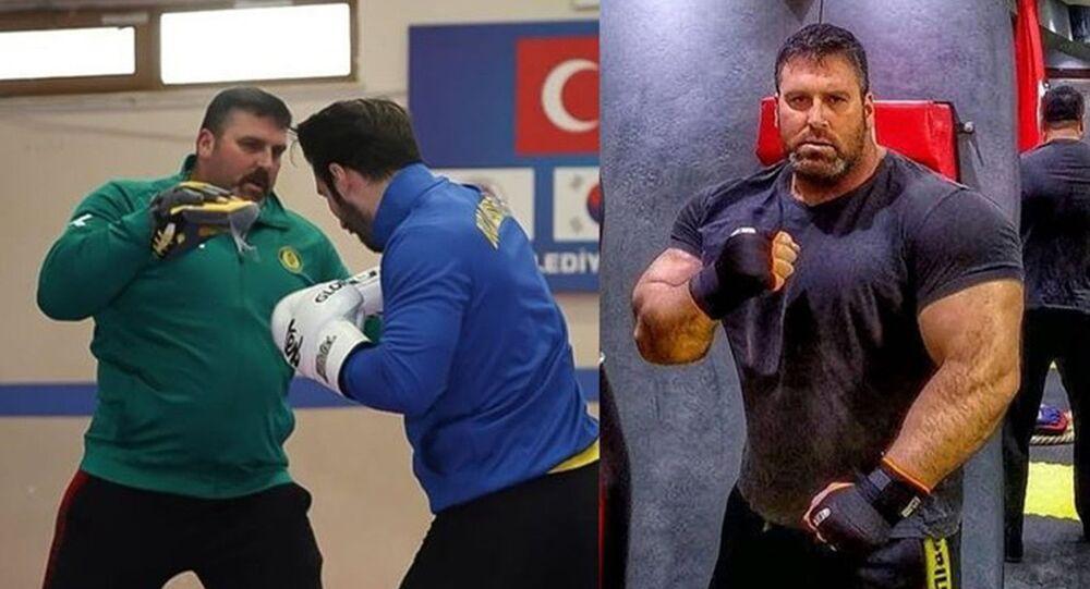 Kick Boks antrenörü İbrahim Macun, koronavirüse yenik düştü