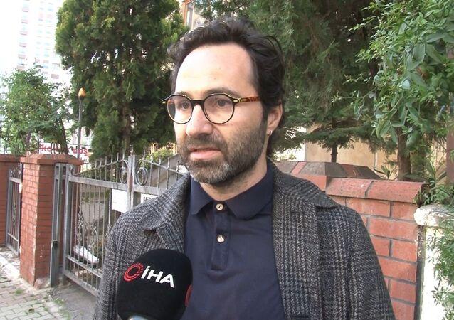 Sanatçı Ozan Musluoğlu