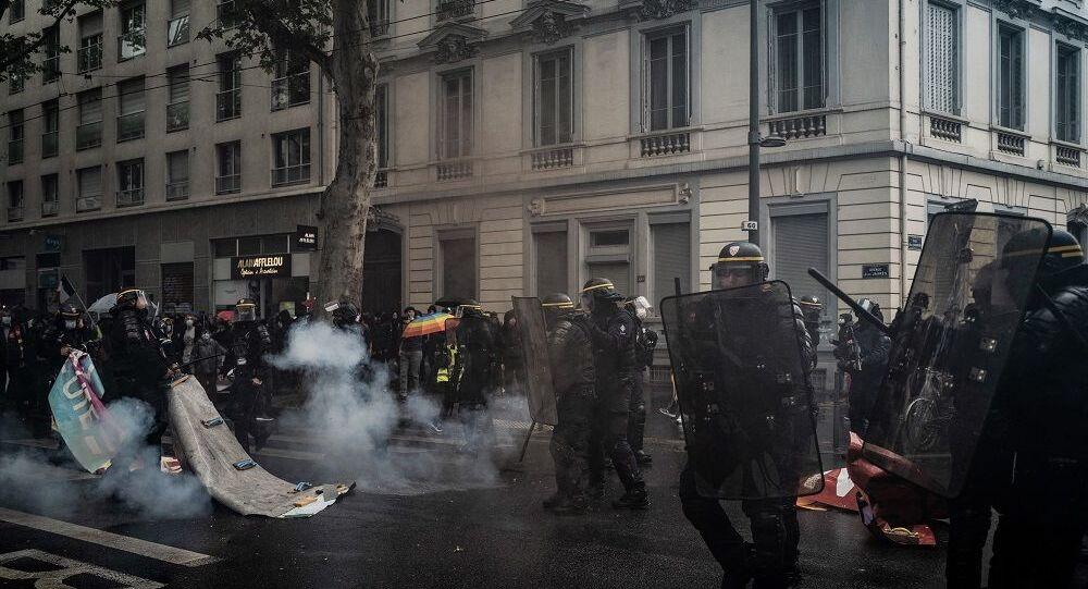 Fransa 1 Mayıs