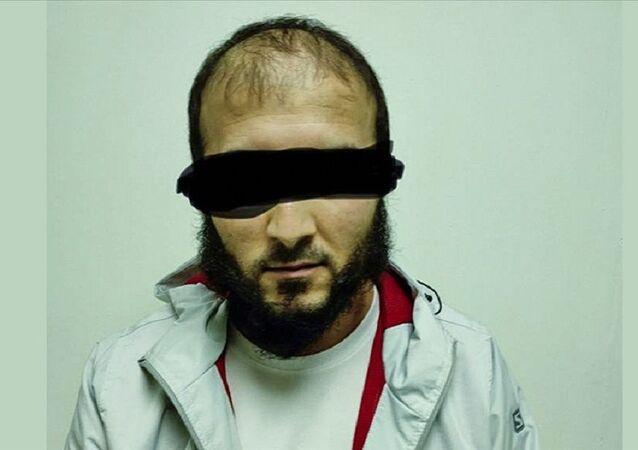 IŞİD terör örgütü üyesi 'Basim' kod adlı Afganistanlı A.S.İ.M.