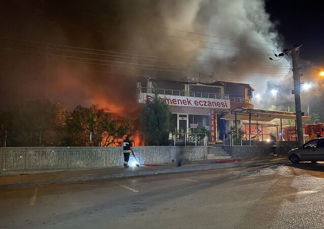 Konya - patlama