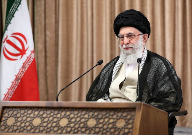 Ayetullah Ali Hamaney