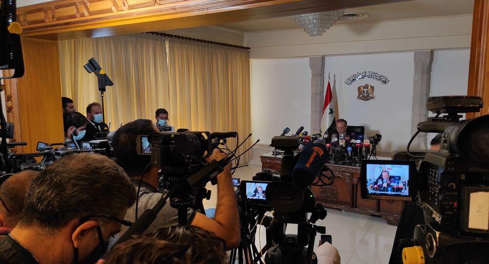 Suriye Anayasa Mahkemesi Başkanı Muhamed Cihad el Liham