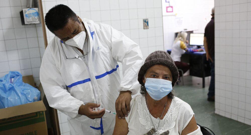 Venezüella aşı / kovid 19