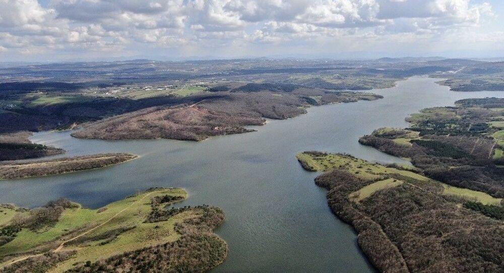 Ömerli Barajı, İstanbul
