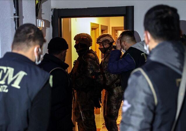 İstanbul - IŞİD operasyonu