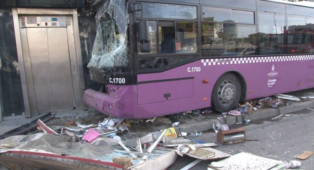 otobüs - kaza