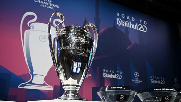 UEFA Şampiyonlar Ligi'nde finalistler belli oluyor - Sputnik Türkiye