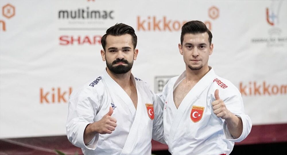 Türk Karate Milli Takımı, Portekiz'in başkenti Lizbon'da yapılan Karate 1 Premier Lig'de kazandığı 3 altın ve 6 bronz madalya ile genel sıralamada birinci oldu.