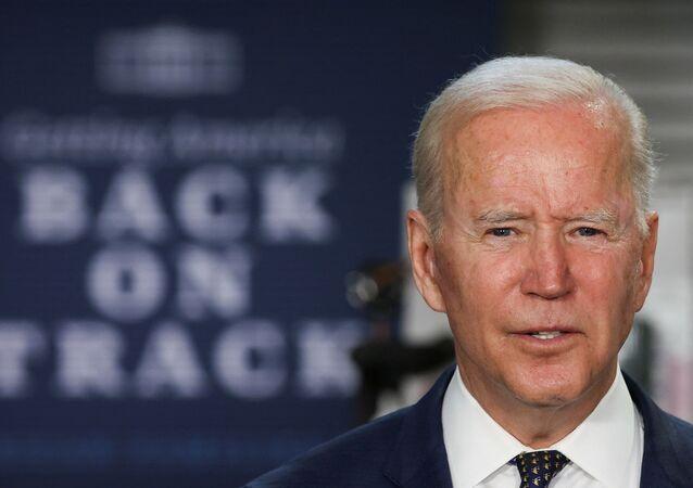 ABD Başkanı Joe Biden