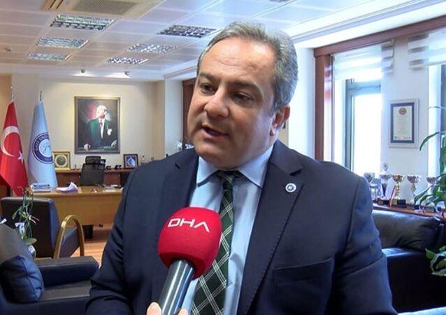 Prof. Dr. Mustafa Necmi İlhan