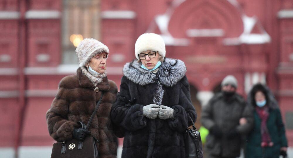 Rusya koronavirüs