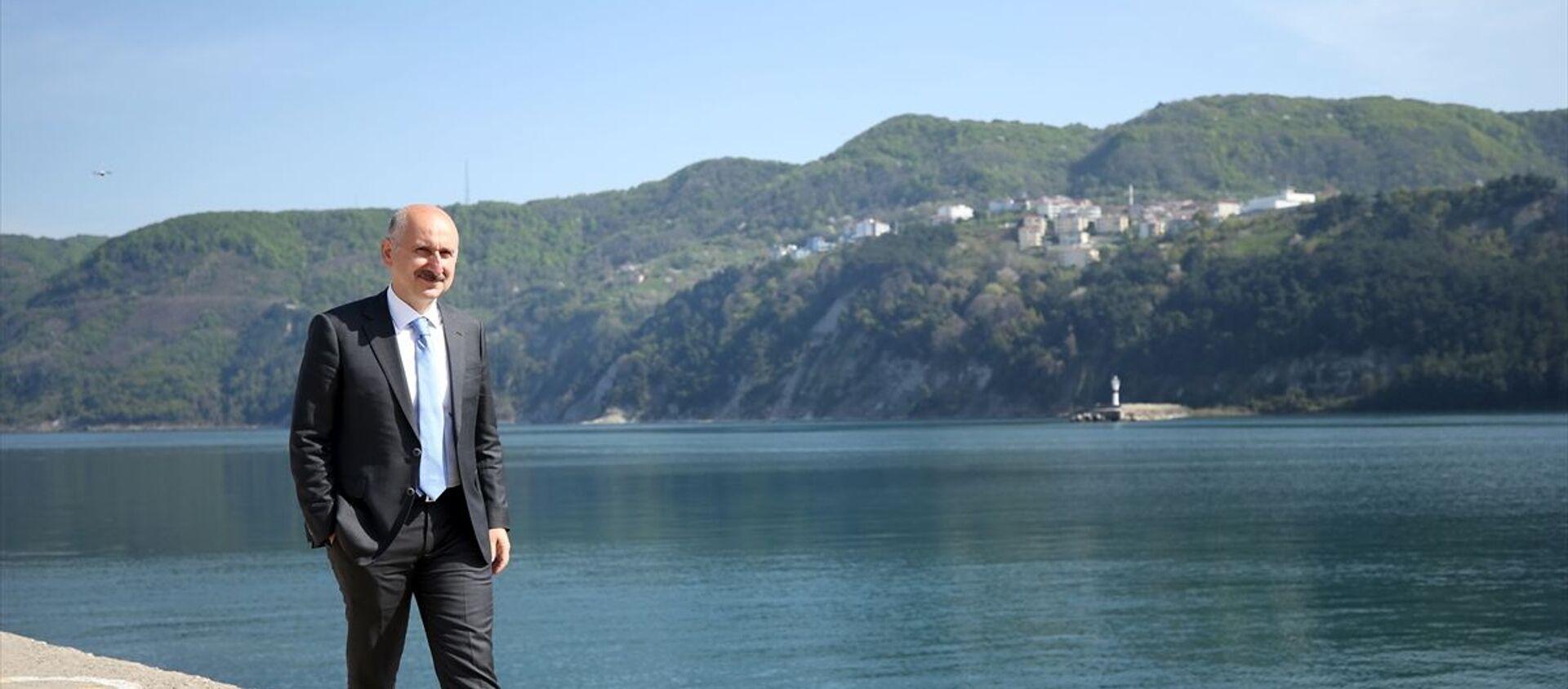 Adil Karaismailoğlu - Sputnik Türkiye, 1920, 04.05.2021