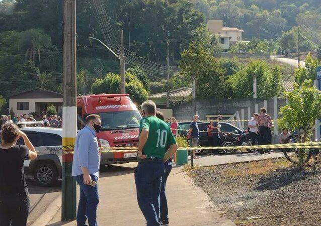 Brezilya'da anaokuluna palalı saldırı: 4 ölü