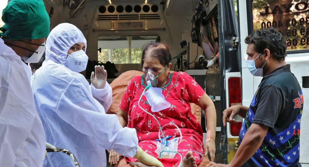 Hindistan'da koronavirüs