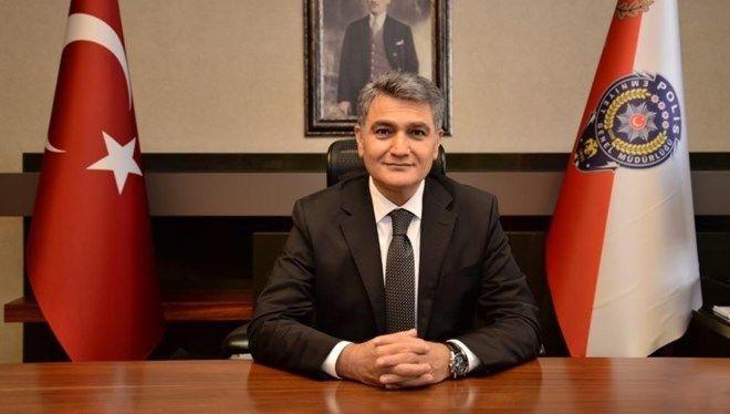 Gaziantep'te 19 Eylül 2019 tarihinden buyana İl Emniyet Müdürlüğü görevini yapan Cengiz Zeybek