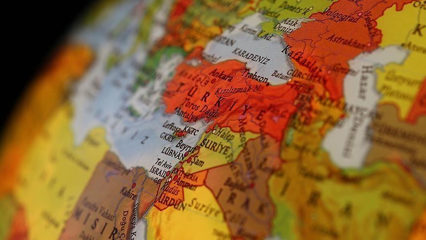 Türkiye / Ortadoğu / Dış politika