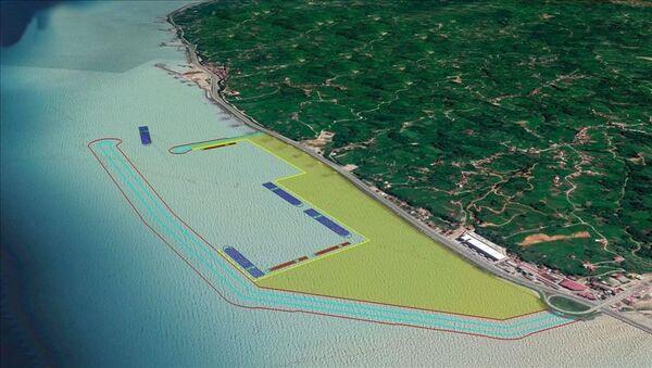 İkizdere - İyidere liman projesi - Sputnik Türkiye