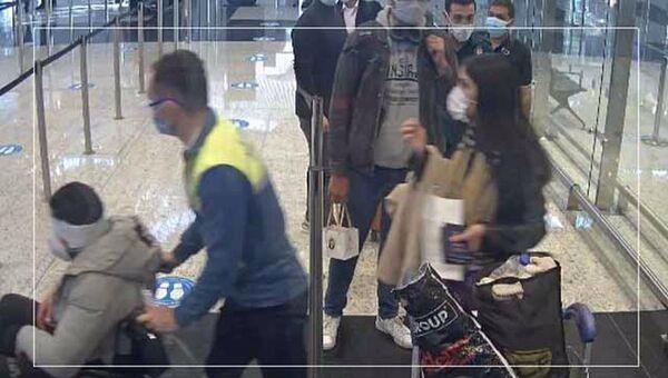 İstanbul Havalimanı'nda 'VIP göçmen kaçakçılığı' - Sputnik Türkiye