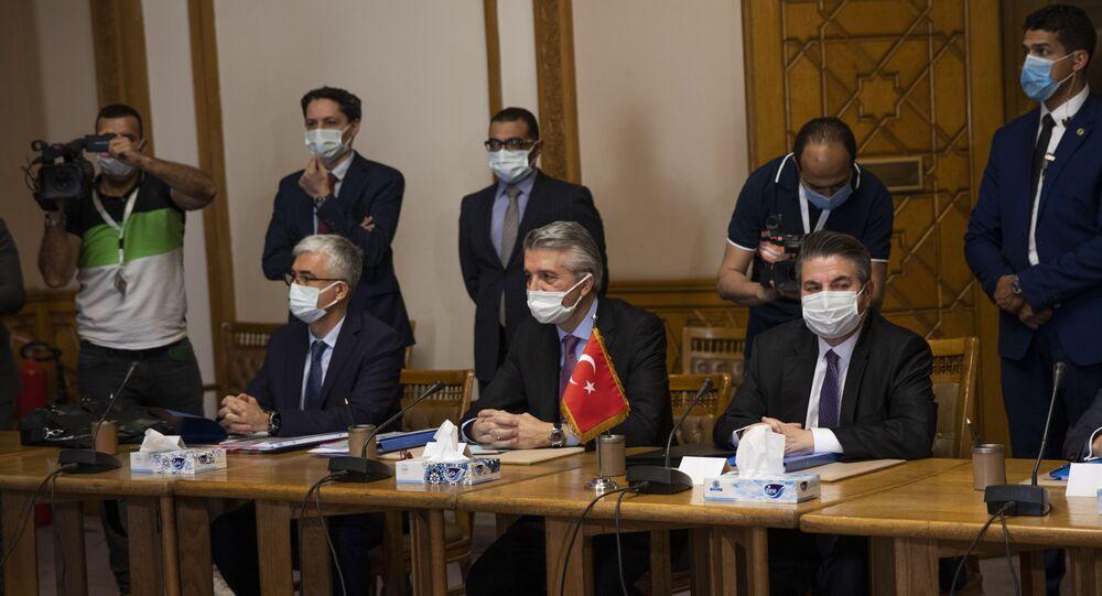 Sedat Önal- Hamdi Sanad Loza- Mısır- Türkiye