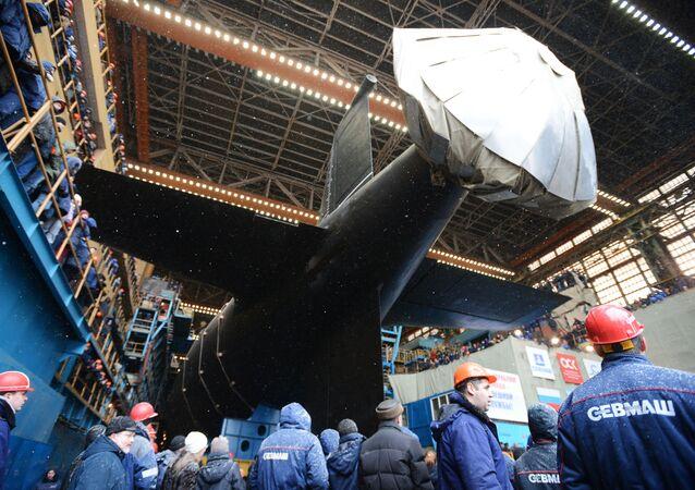 Kazan nükleer denizaltısı