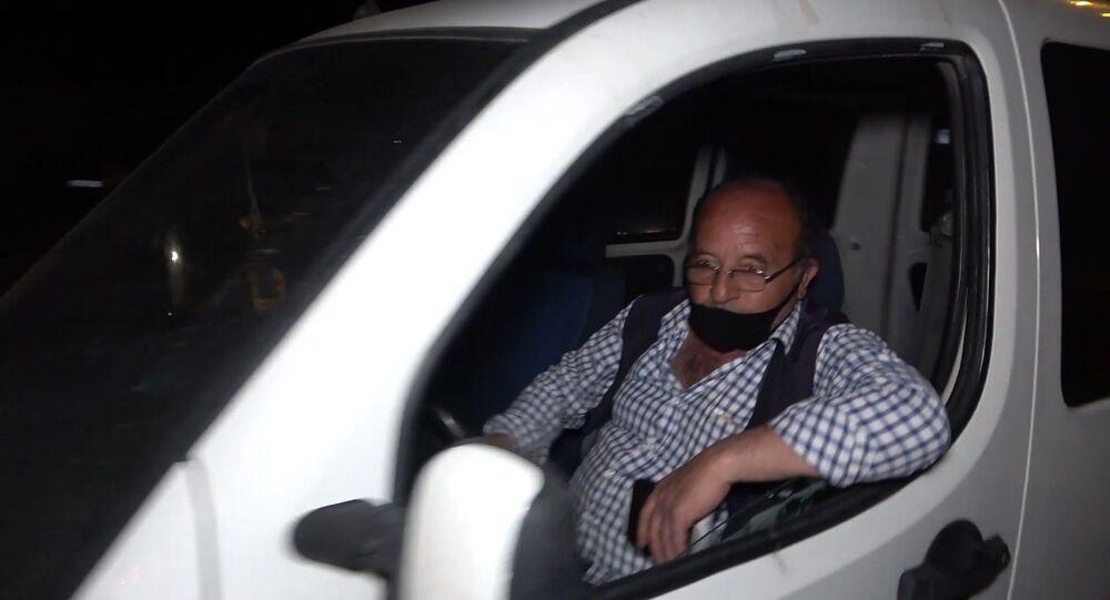 Kırıkkale koronavirüs denetiminde durdurulan bir sürücü rahat tavırlarıyla 7 devlete de gidebilirim dedi, sigortasız ve muayenesiz aracı trafikten men edildi.
