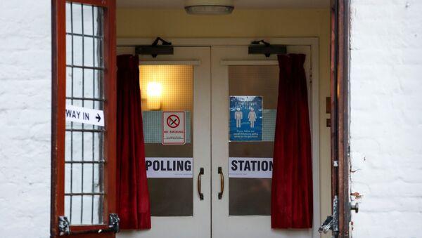 İngiltere - yerel seçimler - Sputnik Türkiye