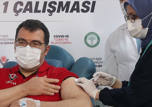 TÜBİTAK Başkanı Prof. Dr. Hasan Mandal
