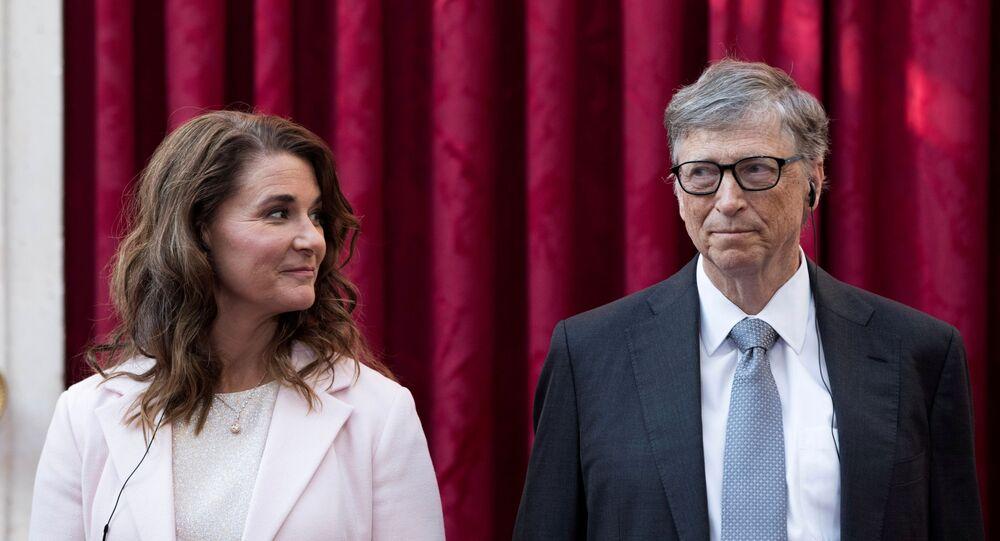 Melinda Gates- Bill Gates