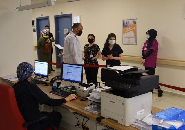 Eskişehir Şehir Hastanesi Kovid Sonrası İzlem Merkezi