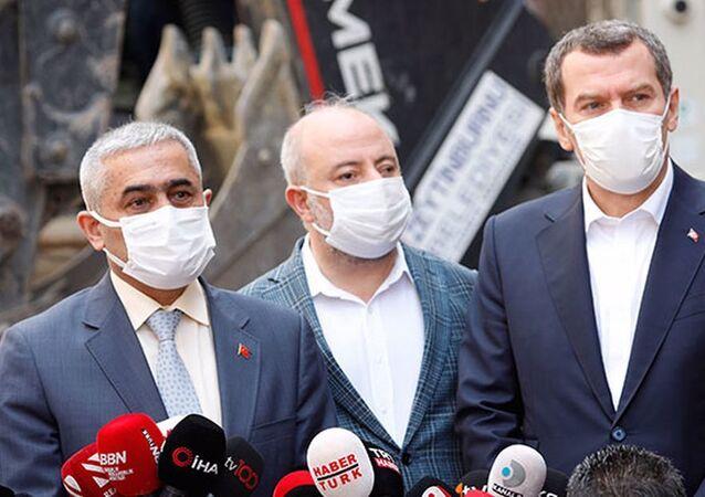 Zeytinburnu Belediye Başkanı Ömer Arısoy