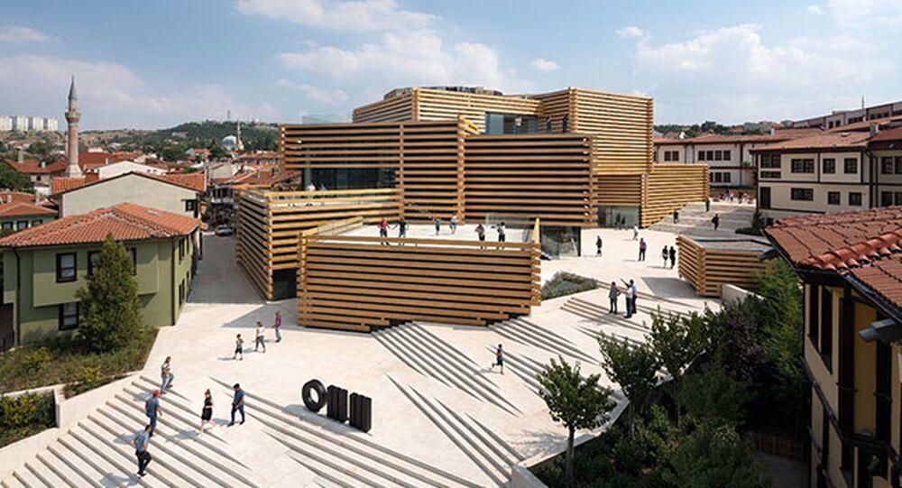 Kültür ve Turizm Bakanlığı'ndan, 'Avrupa Yılın Müzesi Ödülleri' açıklaması