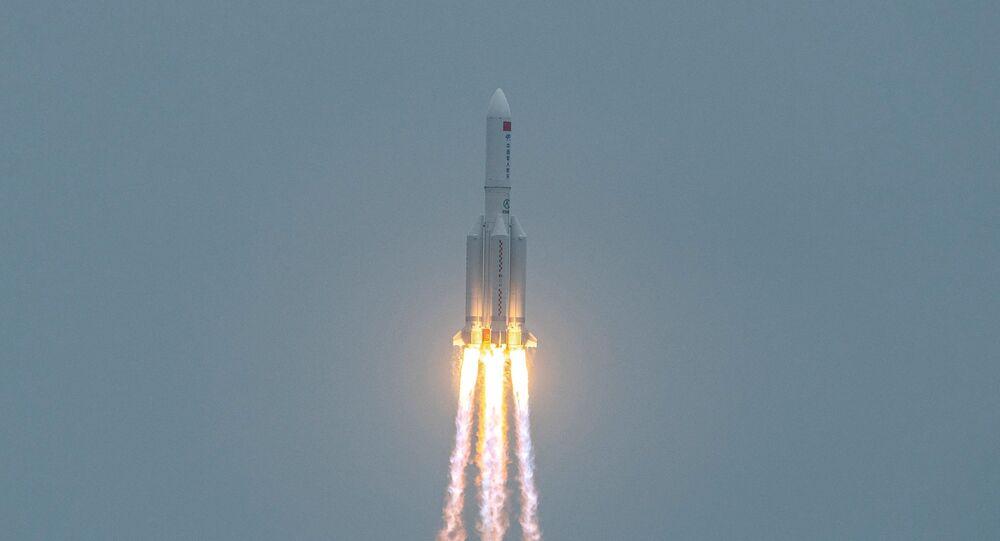 Long March- 5B Y2 roketi