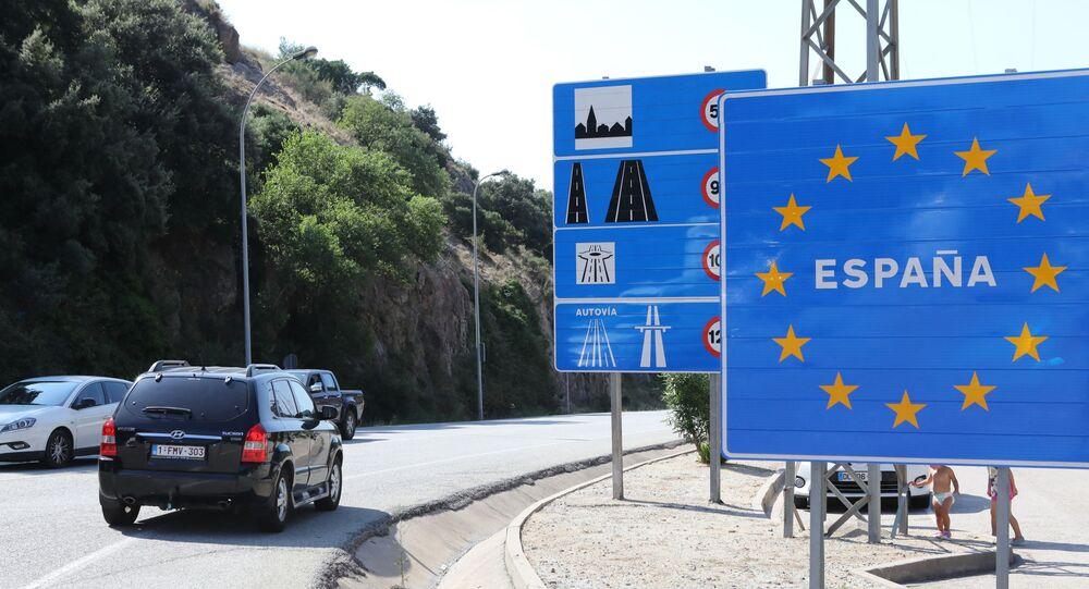 İspanya- otoyol