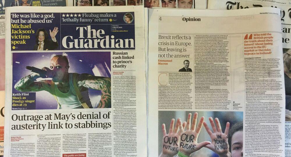 The Guardian '200 yıllık hatalarını' açıkladı