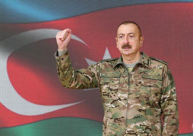 İlham Aliyev- Şuşa