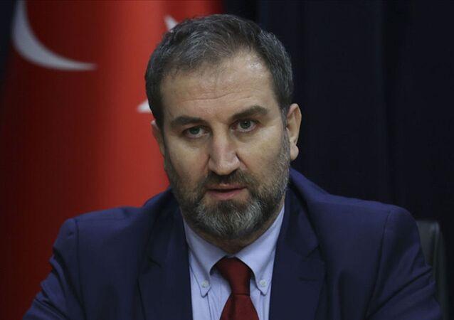 AK Parti Genel Başkan Yardımcısı Mustafa Şen