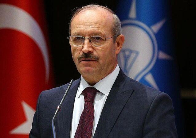 AK Parti Konya Milletvekili Ahmet Sorgun