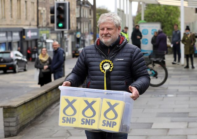 İskoç Ulusal Partisi - seçim