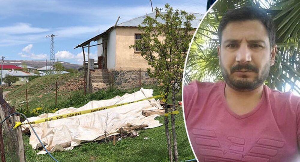 Öldürdüğü eşini parçalayıp foseptiğe atan kadın tutuklandı