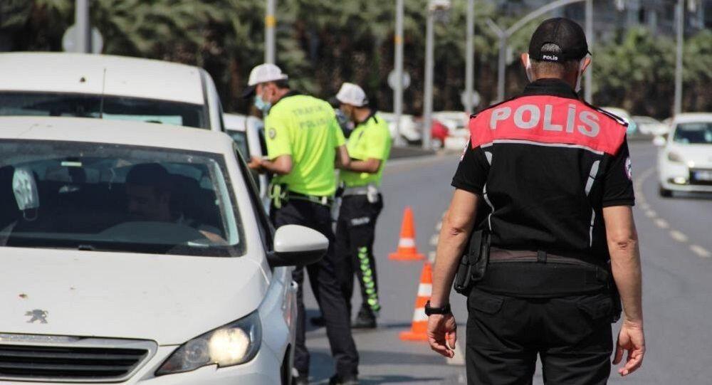 Polis, denetim, trafik polisi, İzmir
