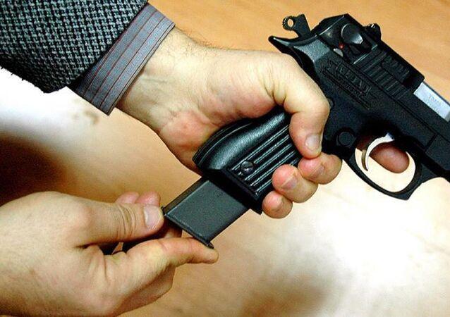 silah - tabanca