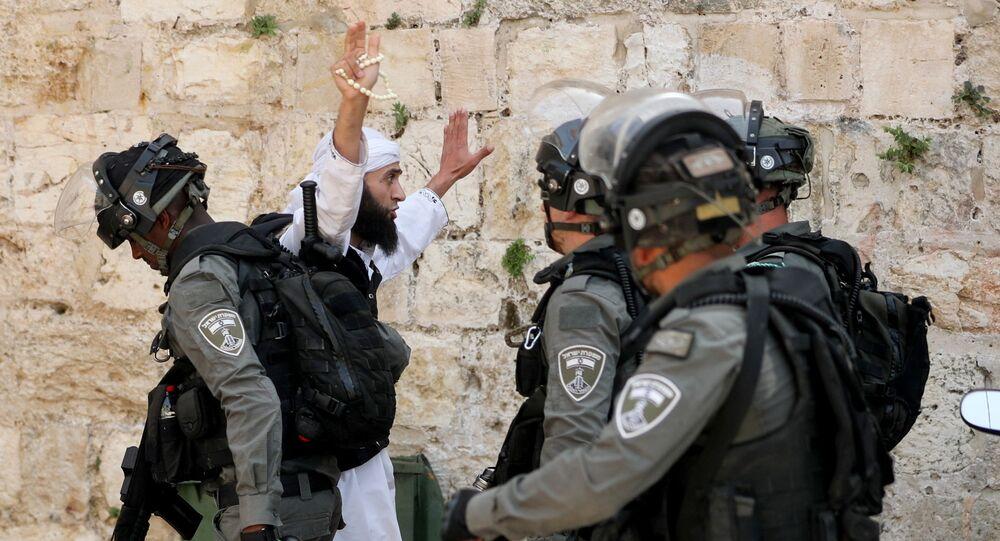 İsrail- Filistin- Mescid-i Aksa