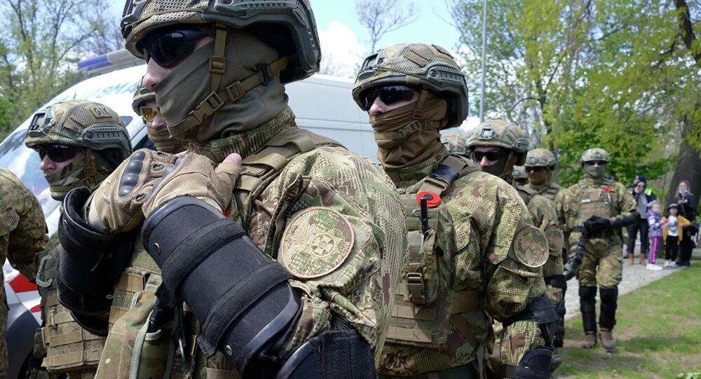 Ukrayna'da muhabire saldırı