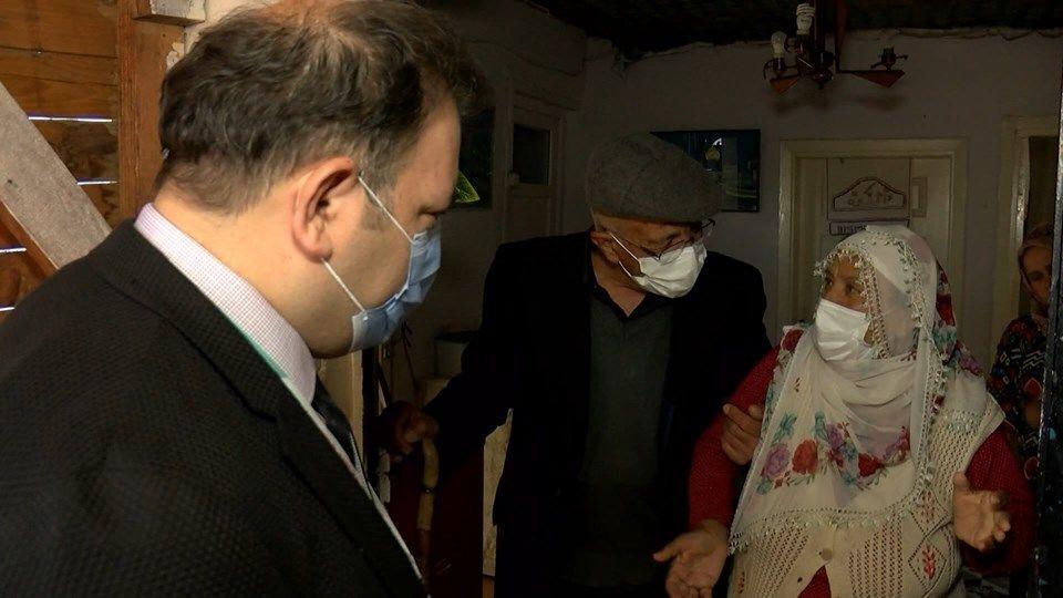Yaşlı-aşı ikna timi-Sultanbeyli Kaymakamlığı-İstanbul