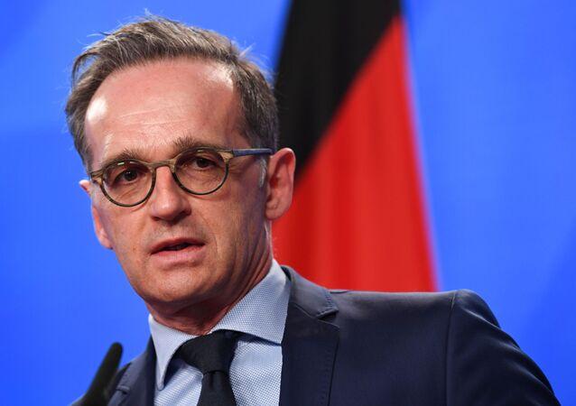 Heiko Maas / Almanya Dışişleri Bakanı
